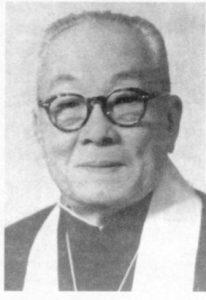張祝齡牧師(1877-1961)